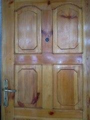 Продам одностворчатый дверной блок б/у