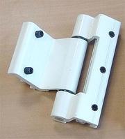 Петли S94 для алюминиевых дверей Киев,  петли для профиля Saray (Турция